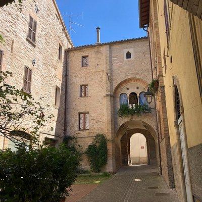 Centro Storico Sassoferrato vicino a piazzo Matteotti