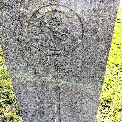 Commonwealth War Graves, St Mildred's Cemetery, Tenterden, Kent