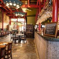 Salão Restaurante: Sofisticação e bom gosto!