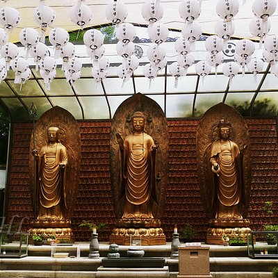 Beomnyeonsa Temple