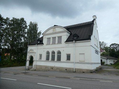 Gamla Posthuset i Kopparberg