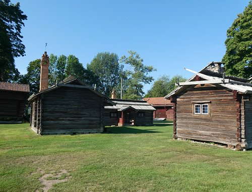 Leksands Hembygdsgårdarna i Leksand
