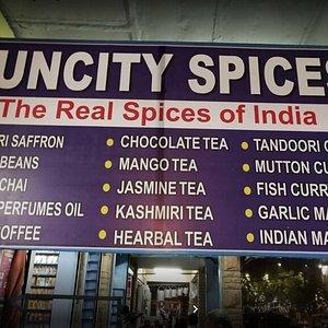 Suncity Spices Jodhpur