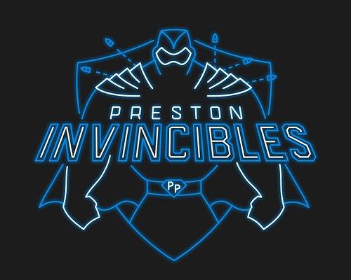 The Preston Invincibles Logo
