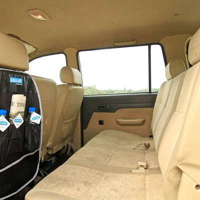 Savaari cars are sanitized and disinfected regularly to ensure a safe ride for its customers during the pandemic.