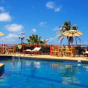 Piscina Bahiamar Hotel - Jardim de Alah