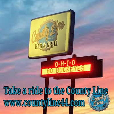 Take a ride to the county line