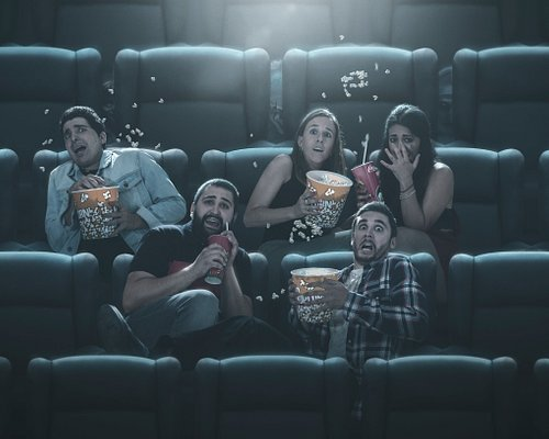 Cartel Cine (La Película Escape Room)