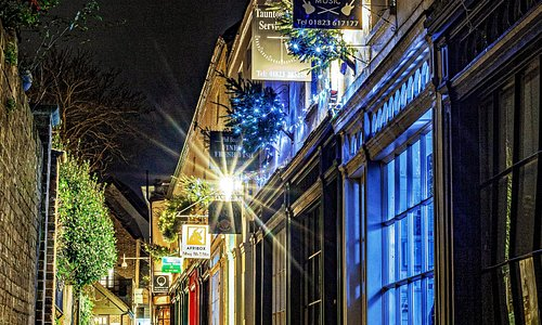 Bath Place - Taunton