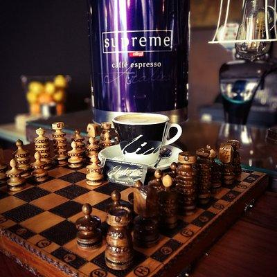 Supreme Blue 100% Arabica coffee