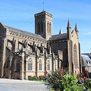 Église Notre-Dame de Vire | Vire, Calvados, Normandie, France