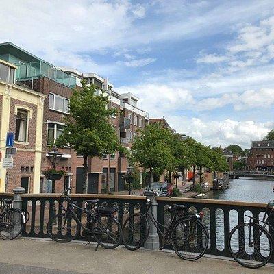 Sloepdelen Leiden Bootsverleih