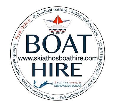 Skiathos Boat Hire & Trips Powered by Stefanos Ski School since 1994