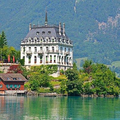 Schloss Seeburg à Iseltwald