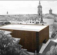 CIAC - Centro Italiano Arte Contemporanea - vista aerea