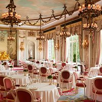 The Michelin-starred Ritz Restaurant
