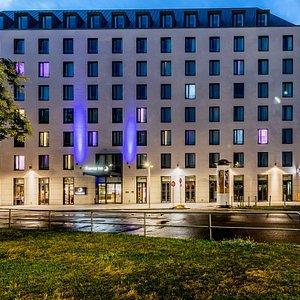 Premier Inn Dresden City Zentrum hotel exterior