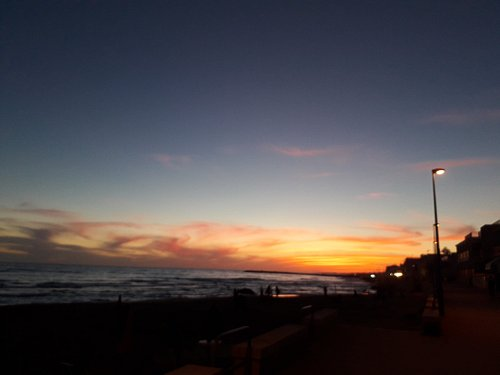 tramonto Donnalucata