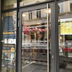 Tourist Information turisticke informacie suveniry Annaberg-Buchholz