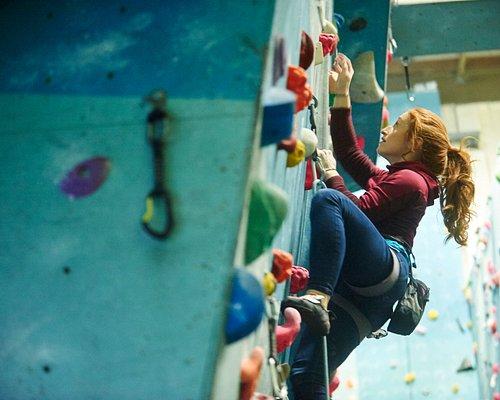 Lead Climbing (2)