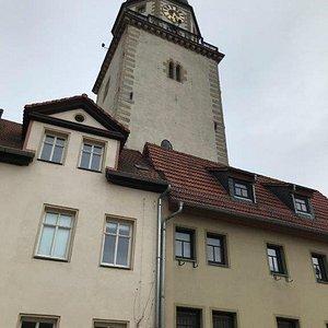 Nikolaiturm veza Altenburg