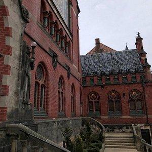 Brudenkirche Bratsky kostol Markt Altenburg Deutschland Nemecko