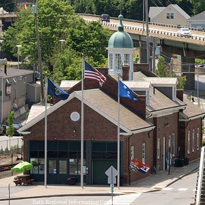 Bath Regional Information Center in Bath, Maine