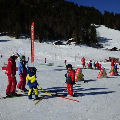 Ecole suisse de ski aux Diablerets