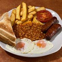 Combo 2 (or Hunter's Breakfast)