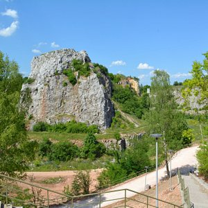 Kadzielnia Park and Nature reserve
