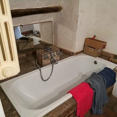 vasca piano soggiorno