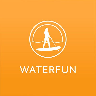 Waterfun logo