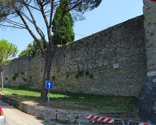 mura di perugia