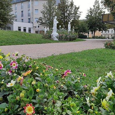 """Park """"Neue Welt"""""""