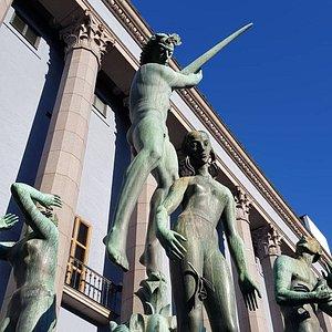 Stockholm Conser Hall