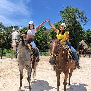 Horseback riding tour Bonanza Ranch