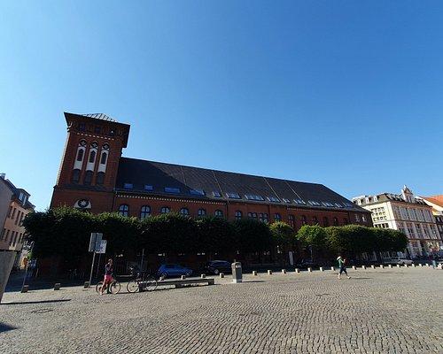 Hansestadt Greifswald - Marktplatz