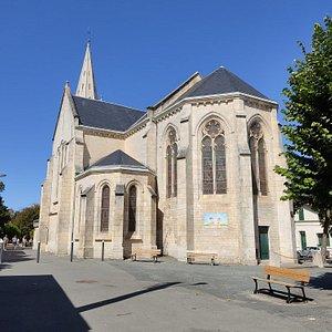 Église Saint-Gaudens