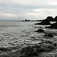 Pwlldu Bay Beach