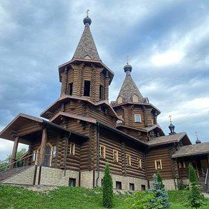 Церковь Игнатия Брянчанинова и Собора Оптинских старцев в Ржеве