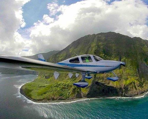The ultimate experience! Ride in safety, comfort, air conditioned new aircraft.