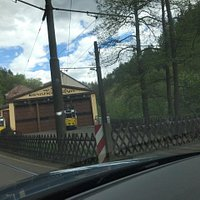 Kirnitzschtalbahn elektricka Bad Schandau