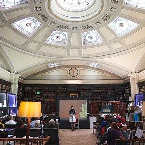 The Portico Library