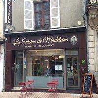 La Cuisine de Madeleine, 30 rue Gambetta, Le Mans