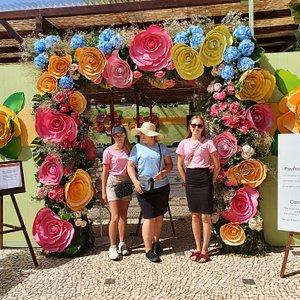 girls&flowers
