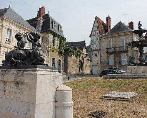 Fontaine Dite De Bourdaloue