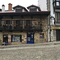 Historic Center Comillas
