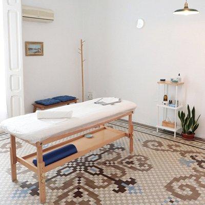 El estudio de masajes está listo para recibirte en la nueva ubicación:  Calle Convento Santa Clara 11 puerta 6 🍃🙌🏼🍃