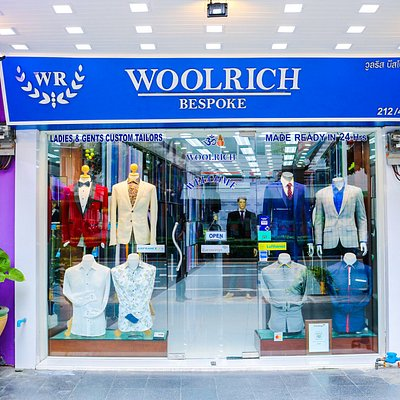 Warmly Welcome to Woolrich bespoke Tailor