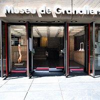 Entrada al Museu de Granollers
